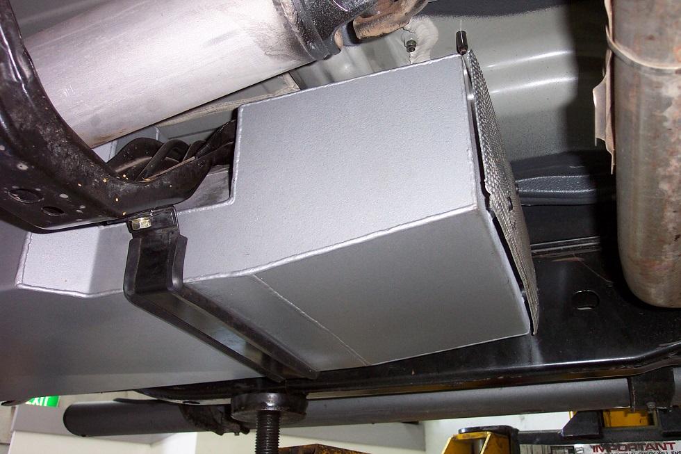 NNDCRD40_RH Side Heat Shield View