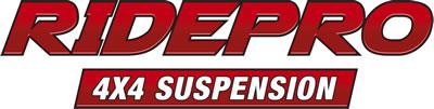 RIDEPRO 4x4 Suspension