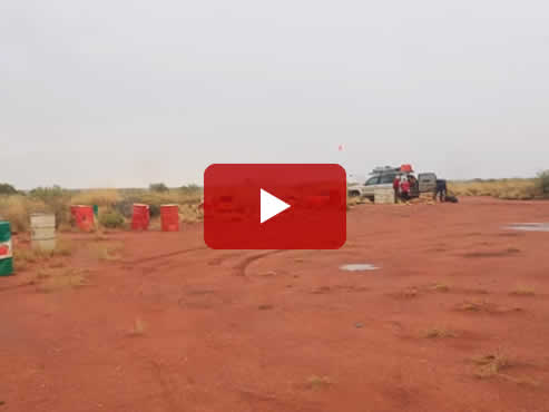 Canning Stock Route - Fuel Dump